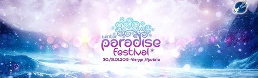 PARADISE WINTER FESTIVAL 2015 am 31.01.2015 @ Admiral Dome