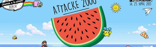 Attacke 2000! » ¡Vamos a la playa! » 25. April » Camera Clubam 25.04.2015 @ Camera Club