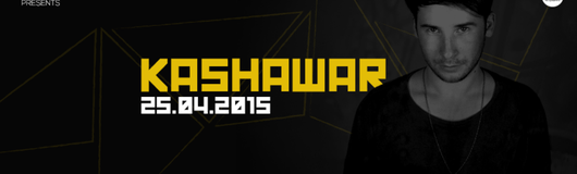AUSLAGE presents KASHAWAR (mosaic / autoreply / ger)am 25.04.2015 @ Auslage
