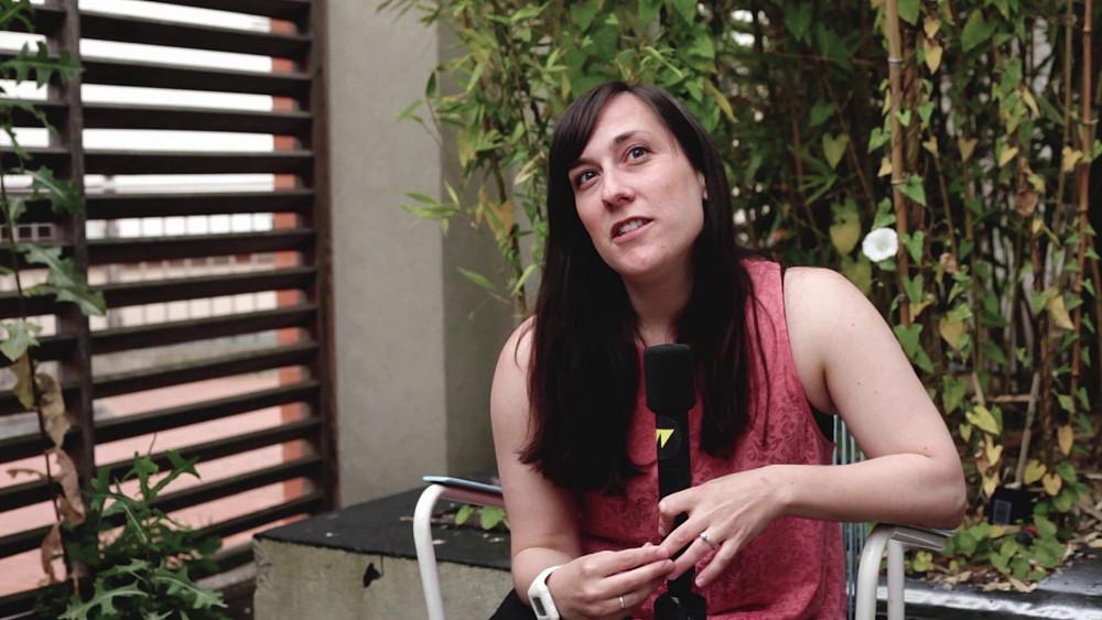 Videoportrait: Rachelle Beaudoin (USA)