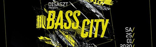 25.01 Mainframe Recordings & DisasZt pres BassCity at Arena Wien am 25.01.2020 @ Arena Wien
