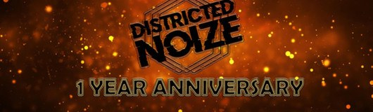 Districted Noize pres. 1 year anniversary am 17.01.2020 @ Black Market