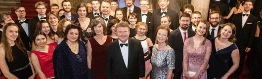 Vienna Ball of Sciences 2020 with VCLA of TU Wien am 25.01.2020 @ Rathaus