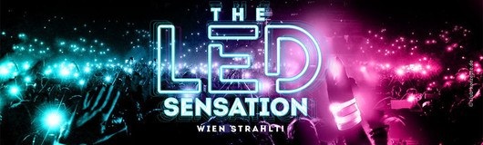 LED Sensation am 25.01.2020 @ Praterdome