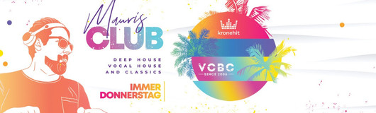 "Mauris Club ""Light"" powered by kronehit am 18.06.2020 @ Vienna City Beach Club"