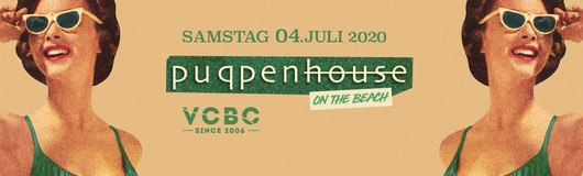 Puppenhouse II On The Beach am 04.07.2020 @ Vienna City Beach Club