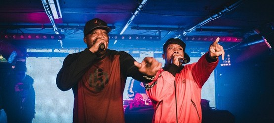 "Foto von M.O.P.""20th Anniversary - Warriorz"" Tour am 09.02.2020 (Flex)"