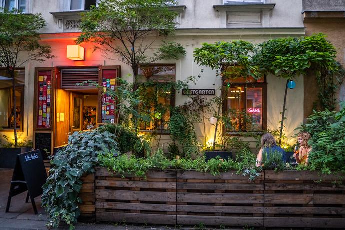 ON Restaurant in der Wehrgasse Wien