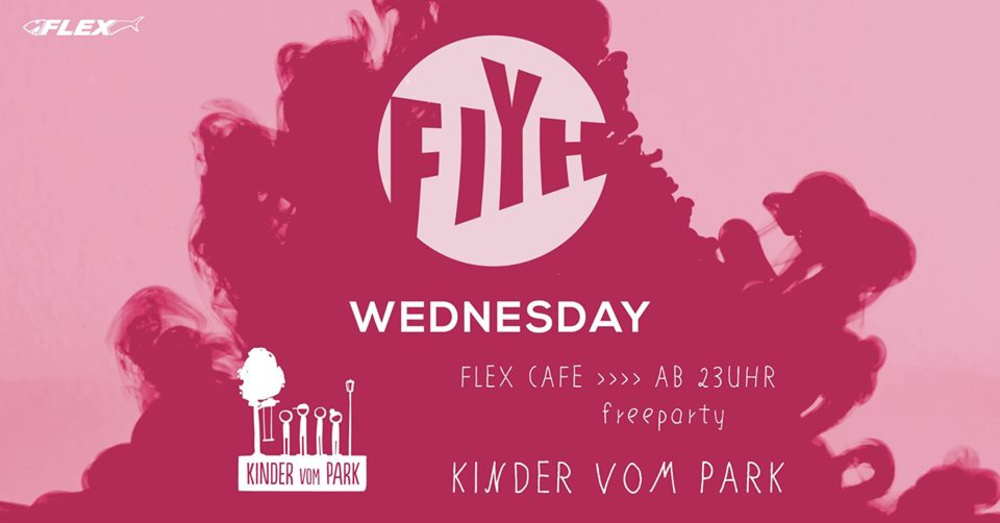 FIYH Freeparty - Kinder vom Park am 02.10.2019 @ Flex