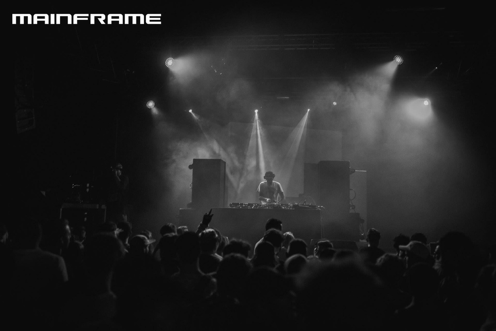 Mainframe Recordings LIVE - Home Coming am 04.04.2020 @ Wuk