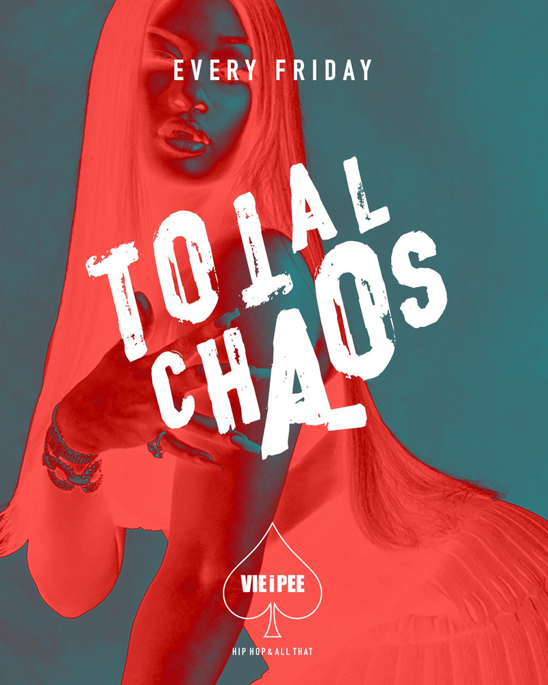 Total Chaos HipHop | Enter the CHAOS am 03.04.2020 @ VIE I PEE