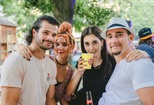 Foto von WARDA Pop-Up x Calle Libre am 07.08.2020 (Karl Farkas Park)