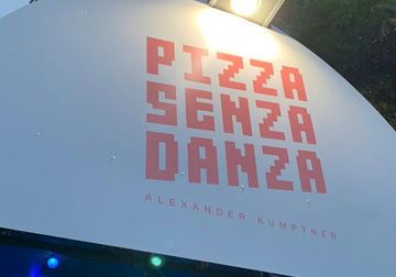 Pizza Senza Danza - die Pop Up Pizzeria im Volksgarten